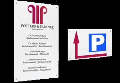 Pixel Druck Ihre Druckerei In Paderborn Stempel Banner